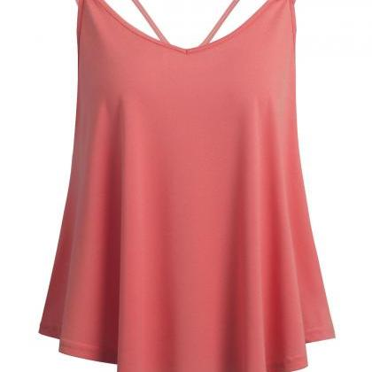 Women Sexy Summer Sleeveless Tops S..