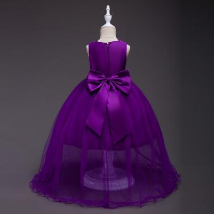 New Baby Girls Prom Party Dress Eve..