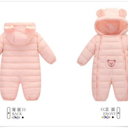 Unisex Boys Girls Coats Snow Wear I..
