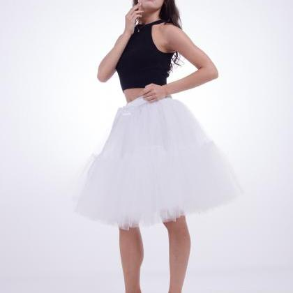 High Quality Lolita Skirt 5 Layers ..