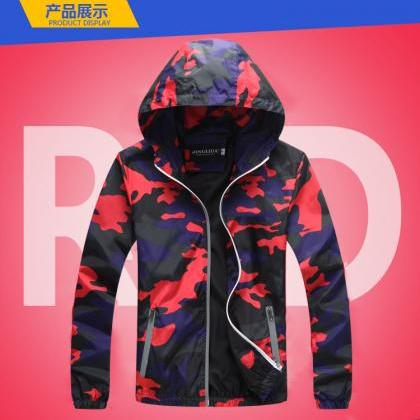 Unisex Men Women Coats Casual Hoode..