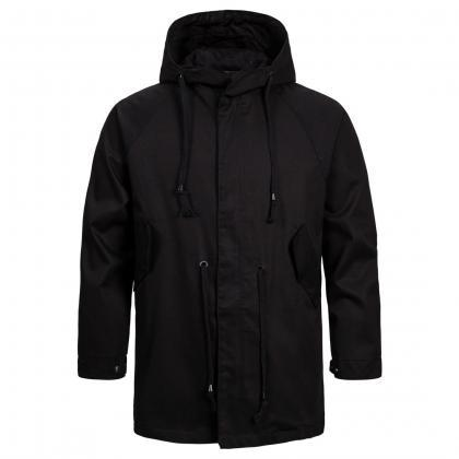 Men New Autumn Winter Coats Plus Si..