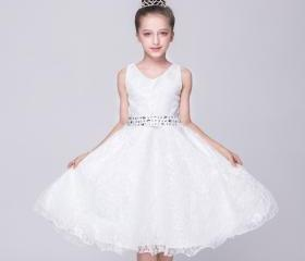 Lace Flower Girls Dr..