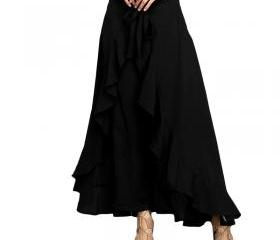 Women Wrap Skirts Ne..