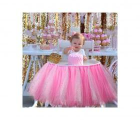 Tutu Tulle Table Ski..