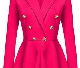 Women Slim Suit Coat..