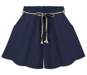 Women Wide Leg Short..