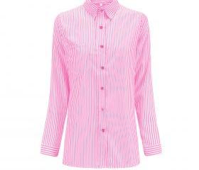 Women Striped Shirt ..
