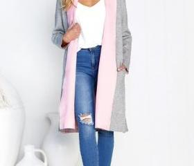 Women Woolen Trench ..
