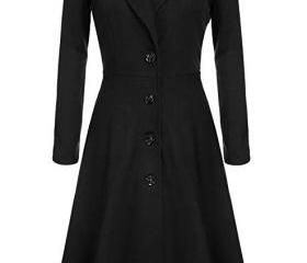 Women Trench Coat A..