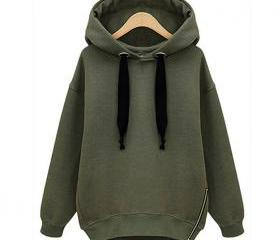 Women Hooded Sweats..