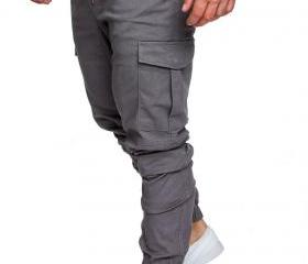 Men Pants Drawstring..