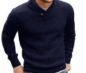 Men Knitted Sweater..
