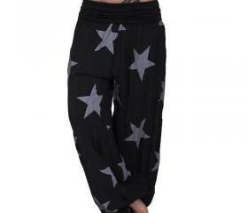 Women Star Printed L..