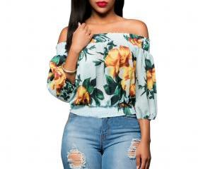Off-The-Shoulder Cuf..