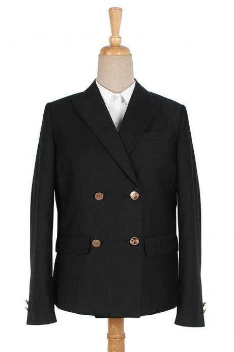 spring autumn clothing new small suit women jacket fashion British campus style ladies small suit jacket JK uniform