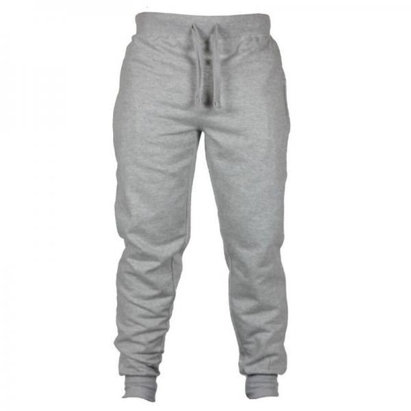 Men Joggers Casual Pants Fitness Sportswear Tracksuit Bottoms Skinny Sweatpants Gyms Jogger Track Trousers